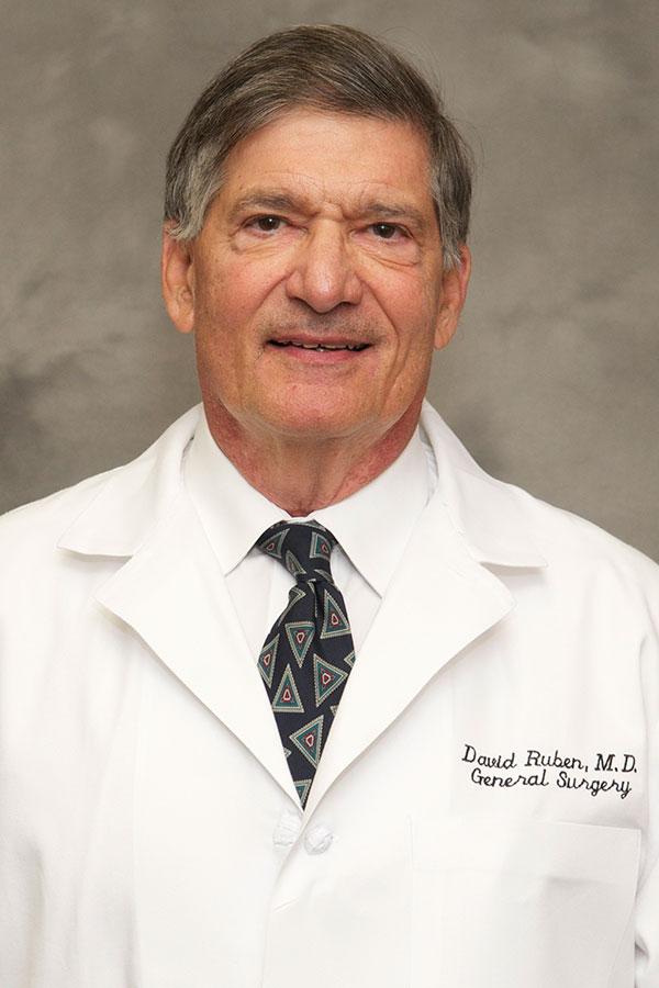 David M. Ruben, MD, FACS
