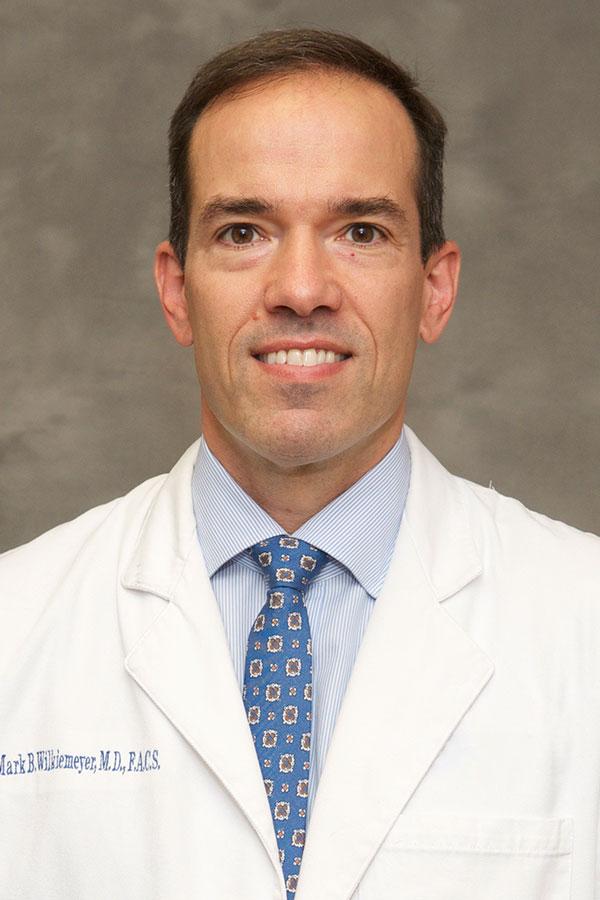 Mark B. Wilkiemeyer, MD, FACS